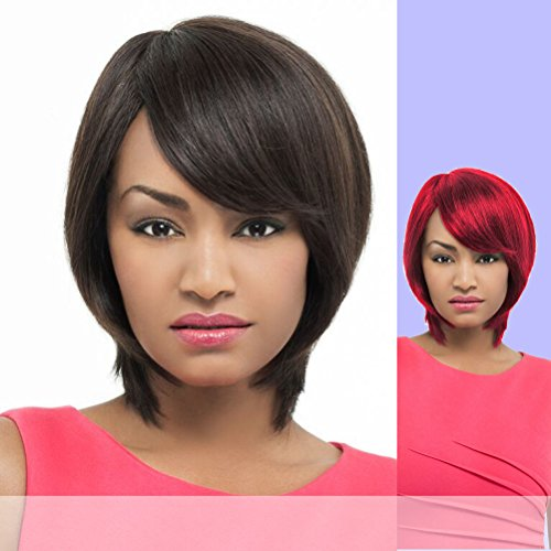 Foxy Red Wig (Foxy Lady - H/H ELLIS - Human Hair Full Wig in RED)