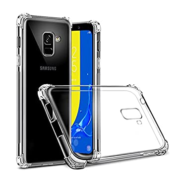 finest selection a7813 497fb SAMSUNG GALAXY J6 2018 Case, SAMSUNG GALAXY J6 2018 Case Cover,[Gel ...
