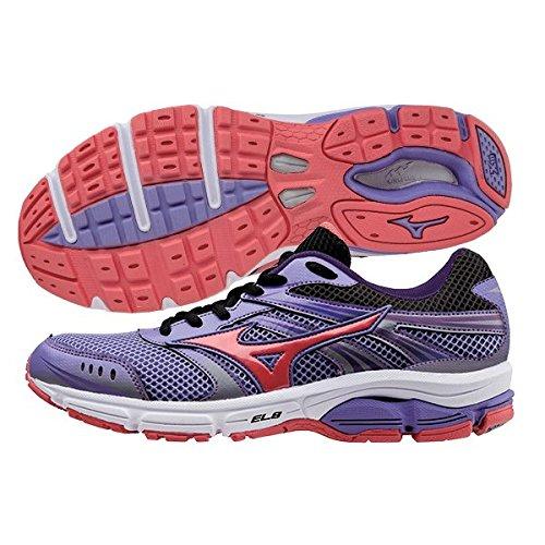 Mizuno Wave Zest Women's Zapatillas Para Correr Morado