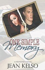 One Simple Memory (Memories Book 1)