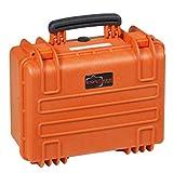 Explorer Cases 3818 O Waterproof Dustproof Multi-Purpose Protective Case with Foam, Orange