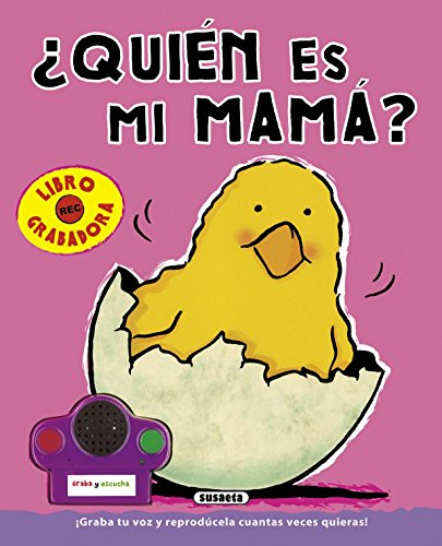 Quién es mi mama? / Who is my mom? (Spanish Edition)