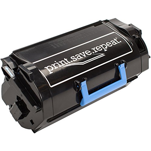 Print.Save.Repeat. Dell 03YNJ Extra High Yield Remanufactured Toner Cartridge for B5460 [45,000 Pages] Drum 45000 Yield