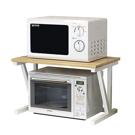 GXING Rack de Cocina Horno de microondas Rack de Almacenamiento ...