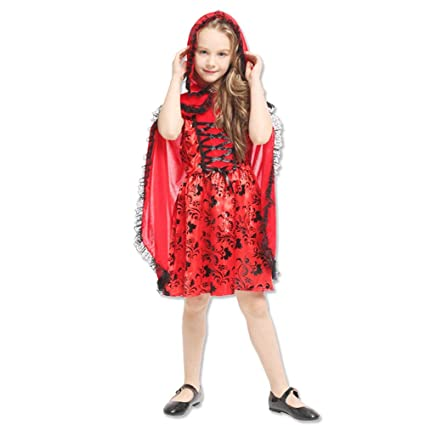 Disfraz de Halloween Capa de Halloween - Disfraz de Elfa Femenina ...