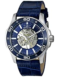 Invicta Men's 17259 Specialty Analog Display Mechanical Hand Wind Blue Watch
