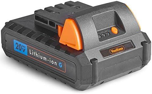 VonHaus Repuesto de Batería de Li-Ion 1,5 Ah - para la línea de ...