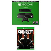 Xbox One with Kinect Refurbished Bundle with Call of Duty: Black Ops III