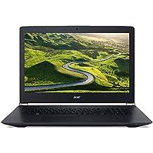 "Acer Aspire V17 Nitro Black Edition VN7-792G-75RU 17.3"" Full HD IPS Notebook Computer, Intel Core i7-6700HQ 2.6GHz, 16GB RAM, NVIDIA GeForce GTX 960M 4GB GDDR5, 1TB HDD, Windows 10 Home"