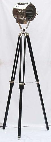 Retro Studio Searchlight Electric Home Decor Floor Lamp Searchlight