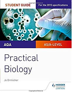 aqa a biology writing the synoptic essay amazon co uk r  aqa a level biology student guide practical biology aqa student guides