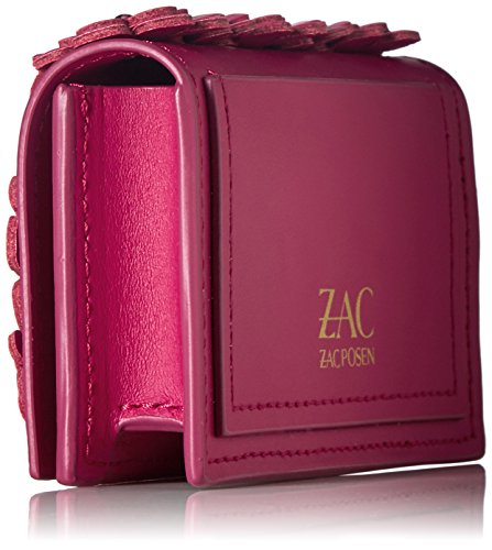 ZAC Zac Posen Earthette Card Case, Magenta