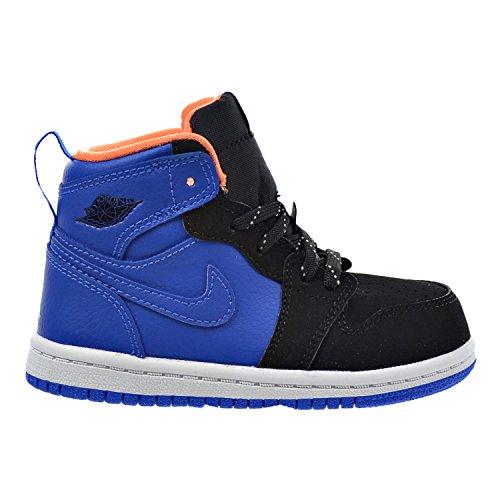 Price comparison product image Jordan 1 Retro High BT Toddler's Shoes Hyper Cobalt/Atomic Orange/Black/White 705304-426 (3 M US)