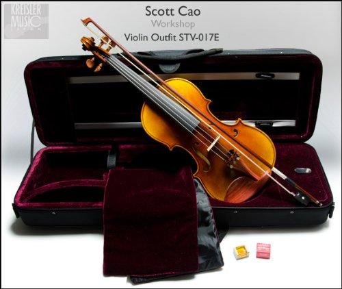柔らかい 米国Cao工房 一式セット 017E B00CM3FATO バイオリン 一式セット アンティーク仕上げ 017E! B00CM3FATO, ぺんしる:0e7025aa --- arianechie.dominiotemporario.com