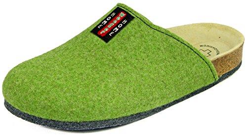 Lind ABS Filzclogs amp; Filzsohle Bio Biopantoffel Fußbett vdIRqIYw