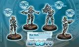 Riot Grrls (4) Nomads Infinity Corvus Belli