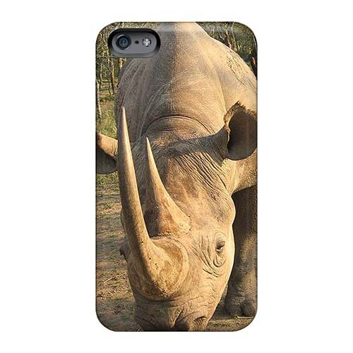 New Horned Rhino Cases Covers, Anti-scratch Chipper Ban Phone Cases For Iphone 5s