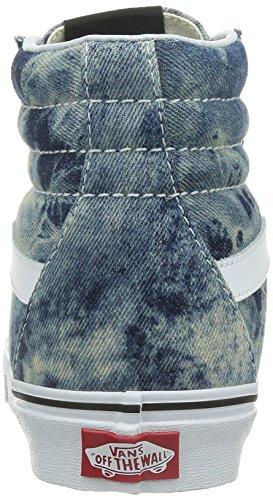 Bestelwagens Vd5, Unisex-volwassen Sneakers Blauw (donker Blauw / Wit)