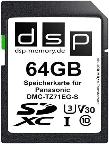 Dsp Memory 64gb Professional V30 Speicherkarte Für Computer Zubehör