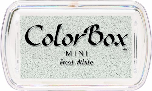 ColorBox Pigment Inkpad-Frost White