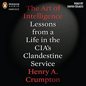 The Art of Intelligence Audiobook