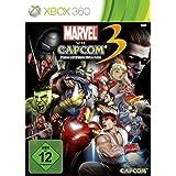 """Marvel vs. Capcom 3 - Fate of Two Worldsvon """"Capcom Entertainment..."""""""