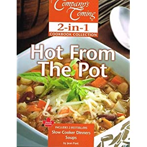 Hot from the Pot: 2-in-1 Cookbook Collection (Cookbook Collections)