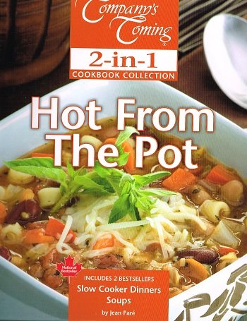 Hot from the Pot: 2-in-1 Cookbook Collection (Cookbook Collections) by Jean Paré