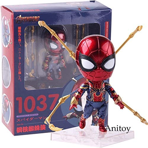 Amazon.com: Pitaya. Nendoroid 1037 Infinity Spider Figura de ...
