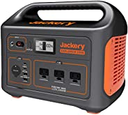 Jackery Portable Power Station Explorer 1000, 1002Wh Solar Generator (Solar Panel Optional) with 3x110V/1000W