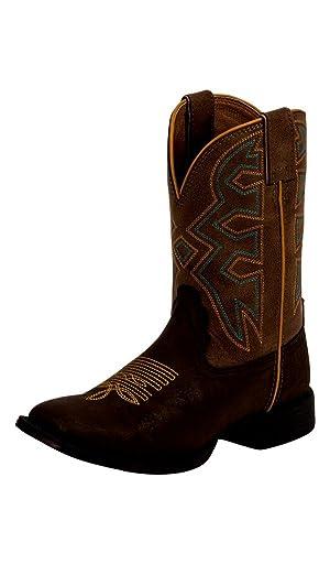Nocona Kid's Let's Rodeo Cowboy Boots (12.5)