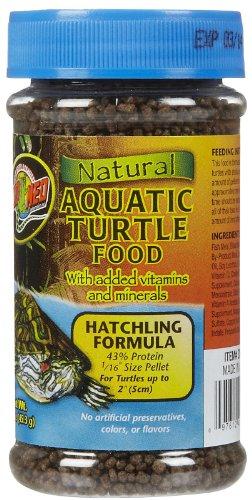 Zoo Med Hatchling Turtle Food 1.9oz ()