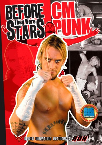 Before They Were Wrestling Stars  Cm Punk