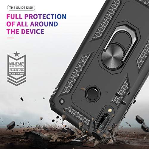 LeYi Funda XiaoMi Redmi Note 7 con HD Protectores de Pantalla ...