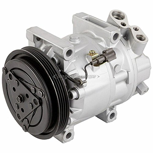 Remanufactured Genuine OEM AC Compressor & A/C Clutch For Nissan 240SX S14 - BuyAutoParts 60-01362RC Remanufactured (Oem S14 Standard)
