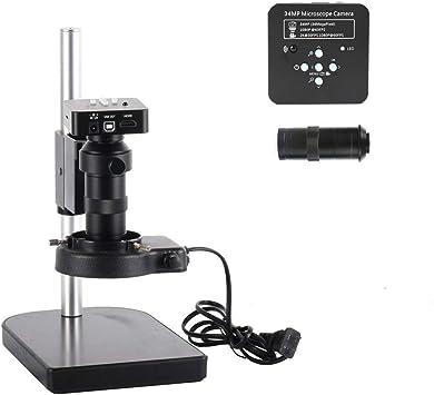 ZHFENG Juego completo 34MP 2K Cámara de microscopio industrial ...