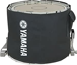 yamaha marching snare drum cover 14 in black musical instruments. Black Bedroom Furniture Sets. Home Design Ideas