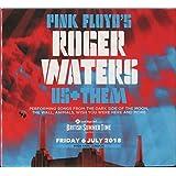 Roger Waters Berlin 2018 Original Concert Poster Konzert