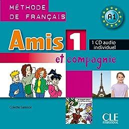amazon com amis et compagnie 1 methode de francais french rh amazon com Sweater Et Compagnie amis et compagnie 1 guide pedagogique vk