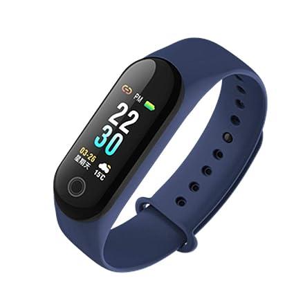 UTHDELD Smartwatch M30 para xiaomi mi Band 3 Pulsera ...