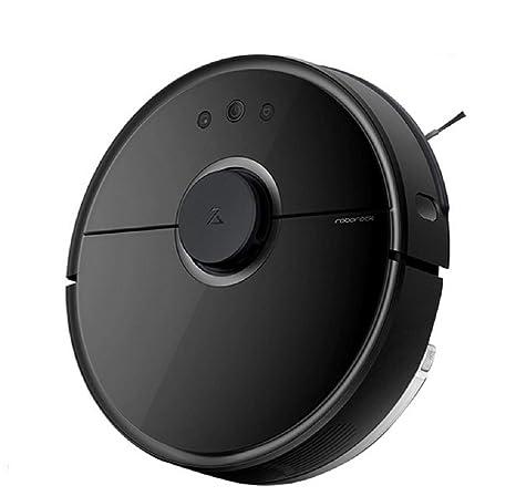 Roborock S55 Robot Aspirador 2 Sweep-Mop Auto-Recarga App Control Smart planificada 5200Am 2000Pa Negro