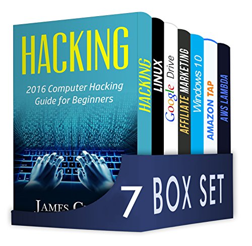 Desktop Technology Set (Geek Collection  7 in 1 Box Set: Computer Hacking Guide for Beginners, SQL, Google Drive, Project Management, Amazon FBA, LINUX, Excel)
