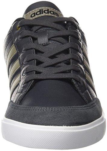 Herren Braun Cacity adidas Gris Negro Ftwbla Blanco Gris Turnschuhe Negbas FdtBBq