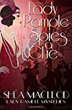 img - for Lady Rample Spies a Clue (Lady Rample Mysteries) (Volume 2) book / textbook / text book