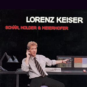 Schär, Holder und Meierhofer Hörbuch