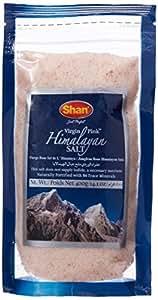 Best Virgin Pink Himalayan Salt (Fine) - 400g/14oz