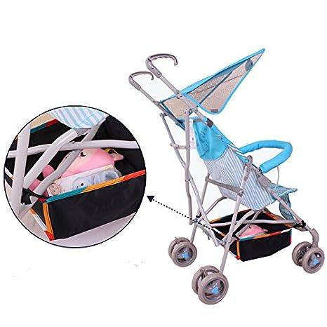 Carro de bebé Canasta de almacenamiento Cochecito Suministros Accesorios: Amazon.es: Electrónica