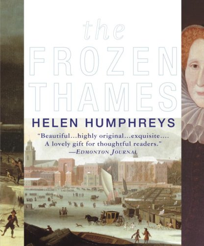 Book cover for The Frozen Thames