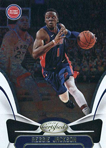 #130 stanley Johnson 2018//19 Panini Donruss baloncesto Walker