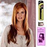 Vanity by Henry Margu, Wig Galaxy Hair Loss Booklet & Magic Wig Styling Comb/Metal Pick Combo (Bundle - 3 Items), Color Chosen: 14H